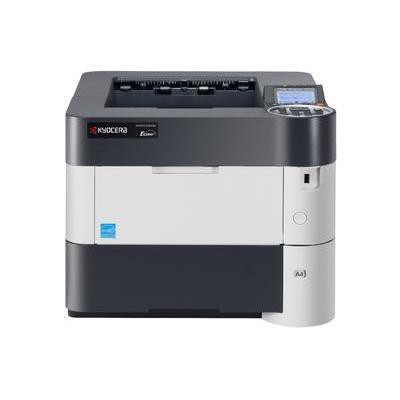 Kyocera laserprinter: ECOSYS P3055dn - Zwart