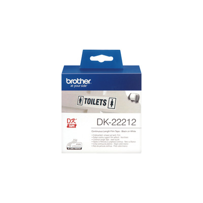 Brother DK-22212 labelprinter tape