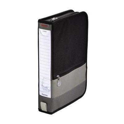 Hama : Office Wallet 64, grey/black - Grijs