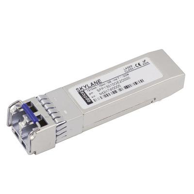 Skylane Optics SFP+ LR transceiver module gecodeerd voor open platform Netwerk tranceiver module - Grijs