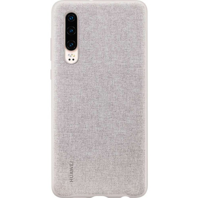 Huawei P30 Thicknessing Protective case Elegant Grey Mobile phone case - Grijs