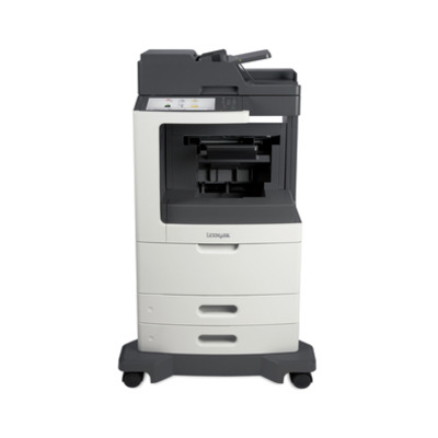 Lexmark MX811dpe Multifunctional - Zwart