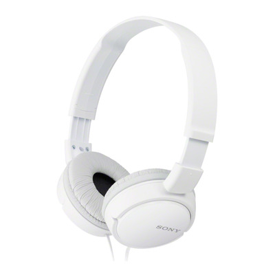 Sony MDR ZX110 Headset - Wit