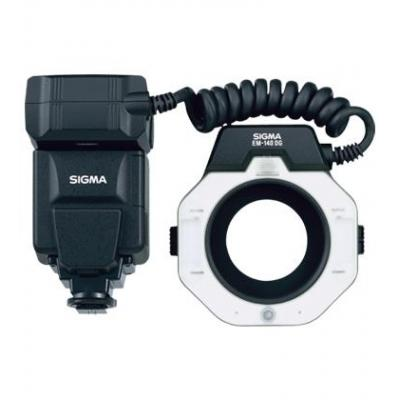 Sigma camera flitser: EM-140 DG - Zwart