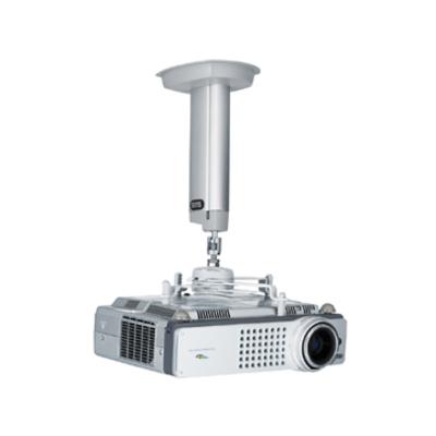 SMS Smart Media Solutions Projector CL F1000 A/S Projector plafond&muur steun - Zilver