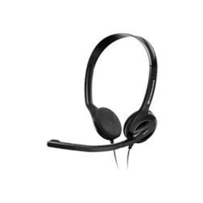 Sennheiser headset: PC 31-II - Zwart