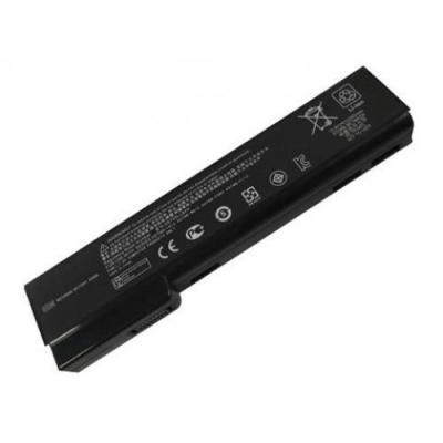 Hp batterij: Battery Li-Ion 62Wh, 11.1V, 6-cell, 5600mAh, Black - Zwart