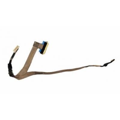 Dell notebook reserve-onderdeel: LCD LED Video LVDS Flex Cable - Zwart, Grijs