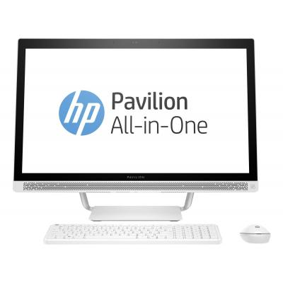 Hp all-in-one pc: Pavilion 27-a130nd - Wit