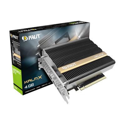 Palit NE5165001BG1-1170H Videokaart - Zwart, Grijs