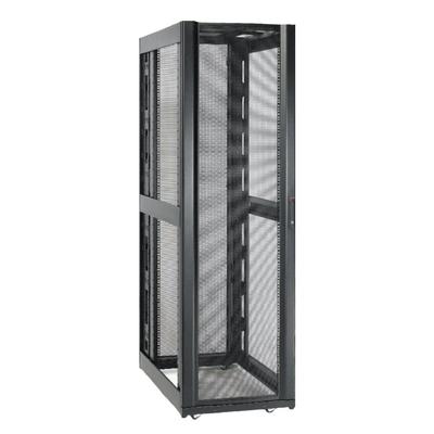 APC NetShelter SX 48U 600mm Wide x 1070mm Deep Enclosure Without Sides Without Doors Black Rack - Zwart