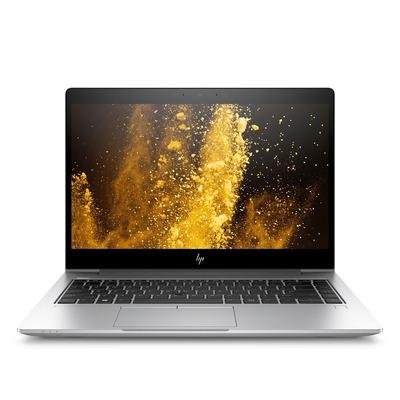 HP EliteBook 840 G6 Laptop - Zilver - Renew