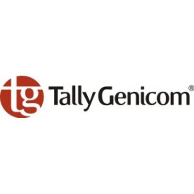 TallyGenicom 044781 Cyan Cartridge - 6 000 Toner - Cyaan