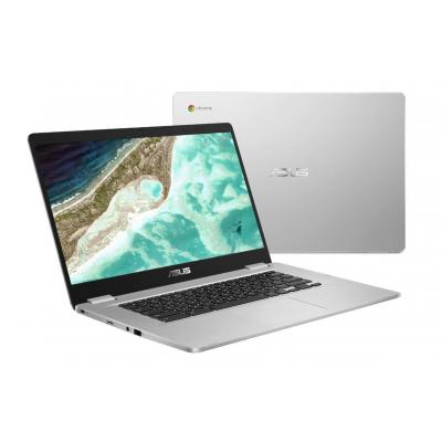 Asus laptop: Chromebook C523NA-BR0043 - Zilver
