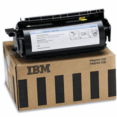 Ibm Return Program Toner Cartridge toner - Zwart
