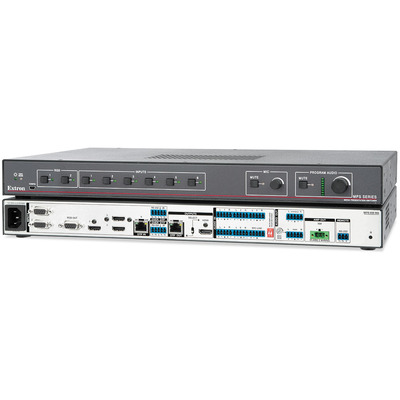 Extron MPS 602 MA Video switch - Grijs,Wit