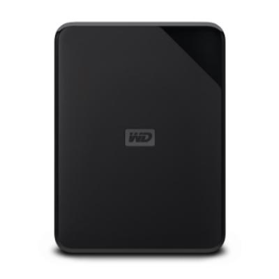 Western Digital WDBJRT0040BBK-WESN Externe harde schijf - Zwart