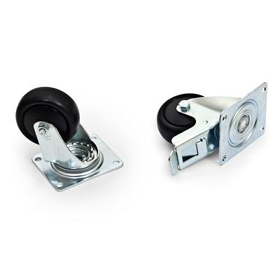 Triton RAX-MS-X81-X1 Rack toebehoren - Aluminium, Zwart