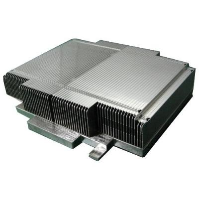 Dell compound: Single warmteafleider voor PE R820- Kit - Aluminium