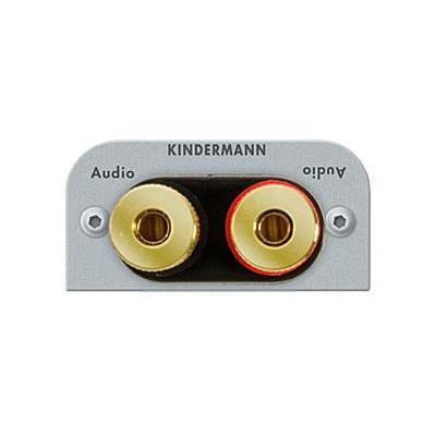 Kindermann 7441000414 Montagekit - Zilver