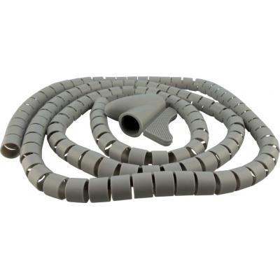 Schwaiger kabel beschermer: KBSL28 041 - Grijs