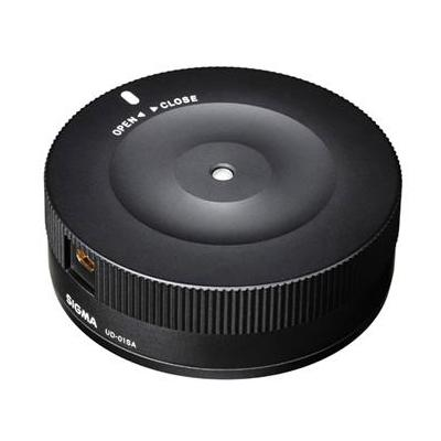 Sigma lens adapter: USB DOCK - Zwart