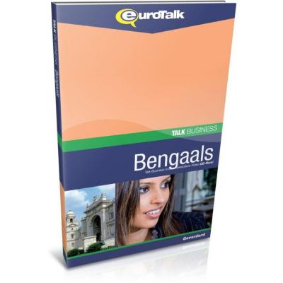 Eurotalk educatieve software: Talk Business, Leer Bengaals (Bengali) (Gemiddeld, Gevorderd)