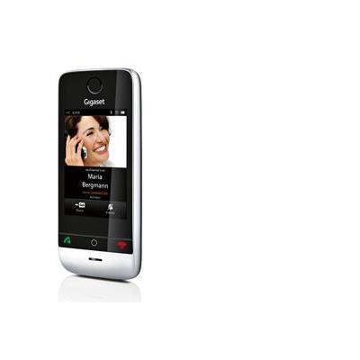 Gigaset dect telefoon: SL910H - Zwart, Zilver