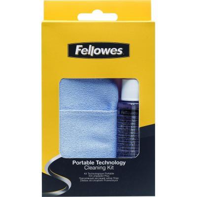 Fellowes reinigingskit: Reinigingsset voor draagbare technologie - Multi kleuren