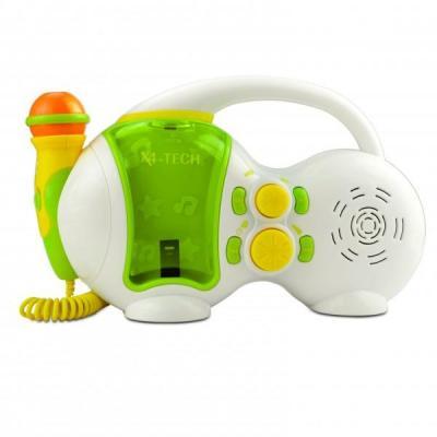 X4-tech musical toy: 701543 - Multi kleuren