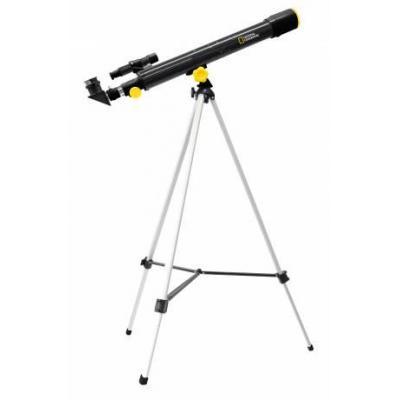 National geographic telescoop: 50/600 AZ - Zwart