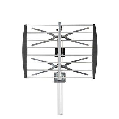 Nedis ANORU70L8ME Antenne - Zilver, Zwart