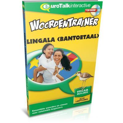 Eurotalk educatieve software: Woordentrainer, Lingala (Bantoetaal)