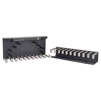 Hewlett Packard Enterprise HP 12508 Top and Bottom Cable Guide for AC Powered Switch .....