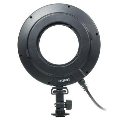 Dörr DRL-232 Camera flitser - Zwart