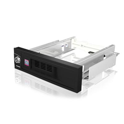 ICY BOX IB-168SK-B Drive bay - Zwart