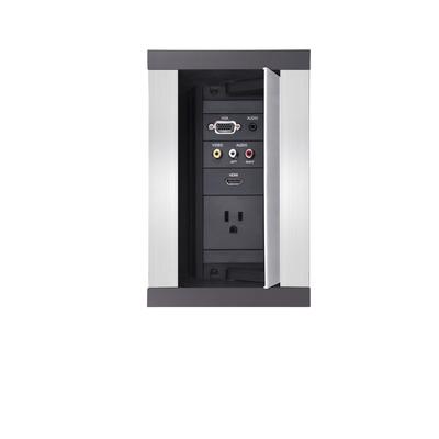 Amx digitale & analoge i/o module: HPX-600 - Zilver
