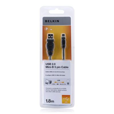 Belkin F3U155BT1.8M USB-kabels