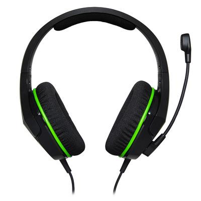 HyperX CloudX Stinger Core Headset - Zwart, Groen