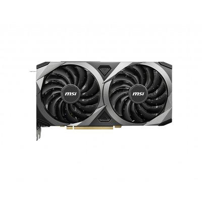 MSI GeForce RTX 3060 Ti VENTUS 2X OC Videokaart - Zwart