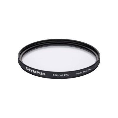 Olympus camera filter: PRF-D58 PRO - Zwart
