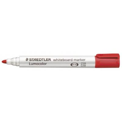 Staedtler markeerstift: Whiteboard Marker 351, 2 mm, Red
