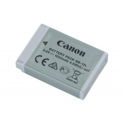 Canon batterij: NB-13L - Grijs