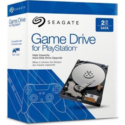 Seagate interne harde schijf: Game Drive 2TB