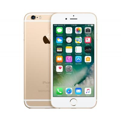 2nd by renewd smartphone: iPhone 6S Plus - Goud 128GB (Refurbished ZG)