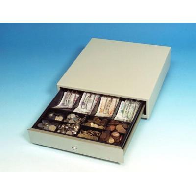 International cash drawer geldkistlade: 3S-423 - Wit