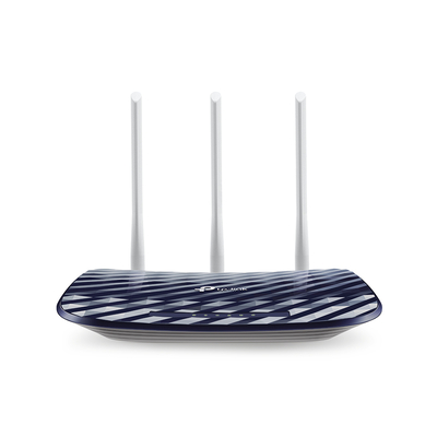 Tp-link wireless router: AC750 - Zwart, Wit