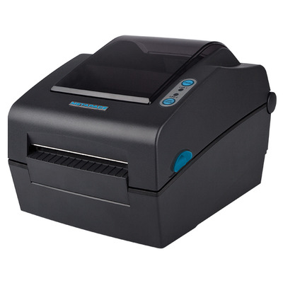 Metapace L-42D Labelprinter - Zwart