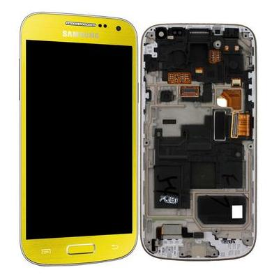 Samsung mobile phone spare part: Galaxy S4 MINI I9195, Yellow