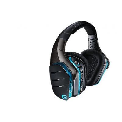 Logitech headset: G933 - Zwart